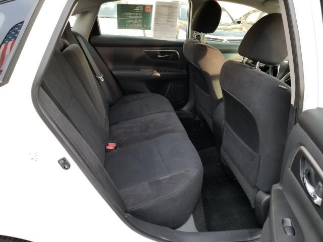 2015 Nissan Altima 2.5 S 13