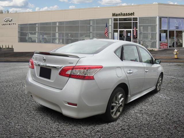 2015 Nissan Sentra SR 2