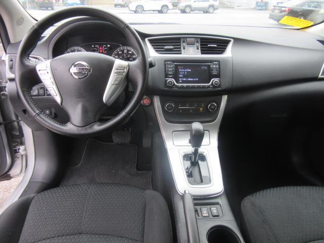 2015 Nissan Sentra SR 13