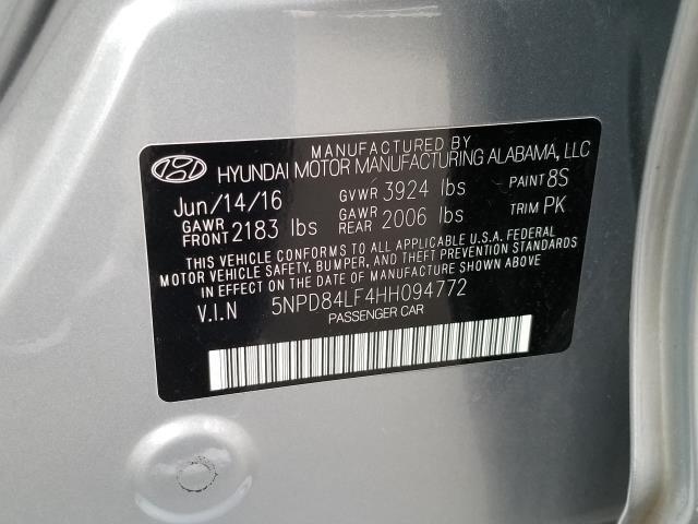 2017 Hyundai Elantra SE 28