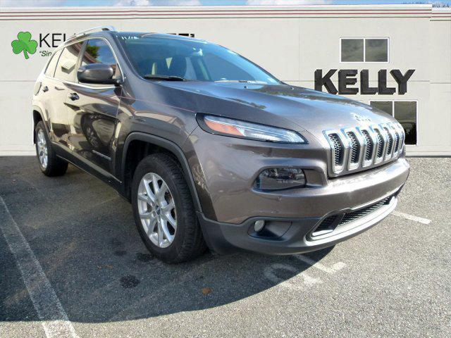 2014 Jeep Cherokee LATITUDE Sport Utility Emmaus PA