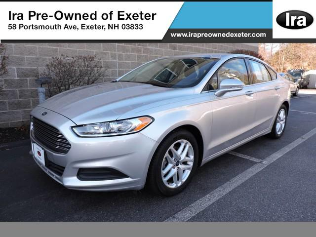 2016 Ford Fusion SE for sale in Exeter, NH