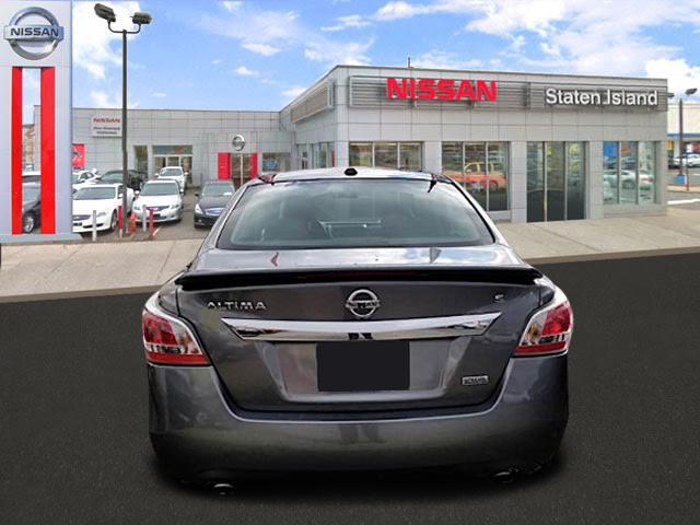 2015 Nissan Altima 2.5 S 2