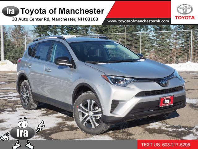 2018 Toyota RAV4 LE for sale in Manchester, NH
