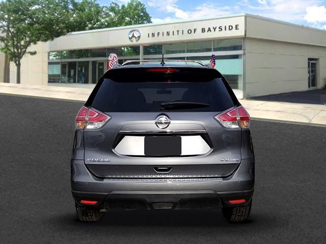 2016 Nissan Rogue SV 2
