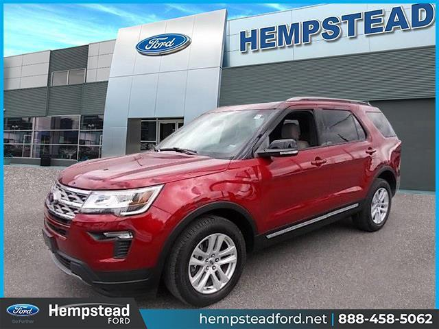 2018 Ford Explorer XLT for sale in Hempstead, NY