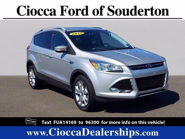 2015 Ford Escape Titanium for sale in Souderton, PA