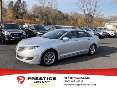 2016 Lincoln MKZ 4dr Sdn AWD for sale in Taunton, MA