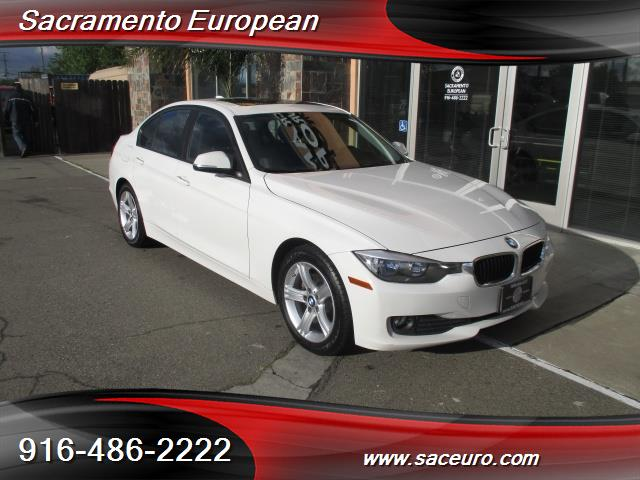2014 BMW 3 Series 328d for sale in El Dorado, CA