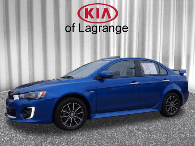 pre-owned mitsubishi lancer in lagrange georgia | 205799a