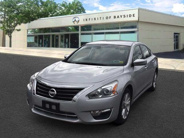 2014 Nissan Altima 2.5 SV 2