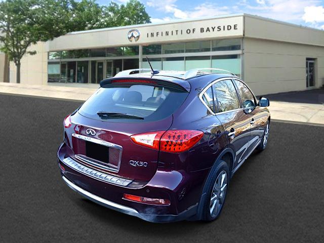 2016 INFINITI QX50 AWD 4dr 0