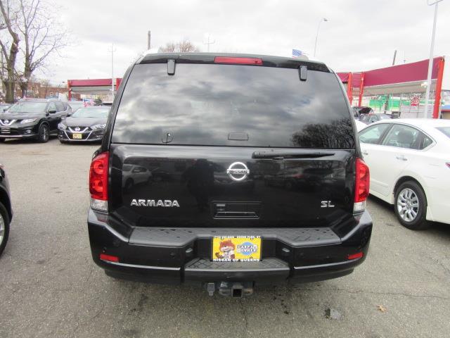 2013 Nissan Armada SL 4