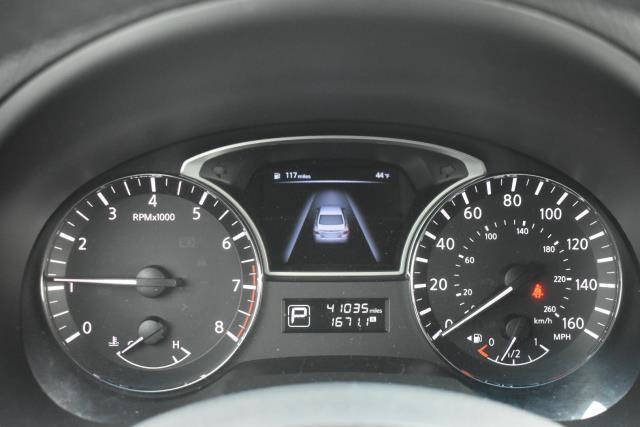 2014 Nissan Altima 2.5 SV 13