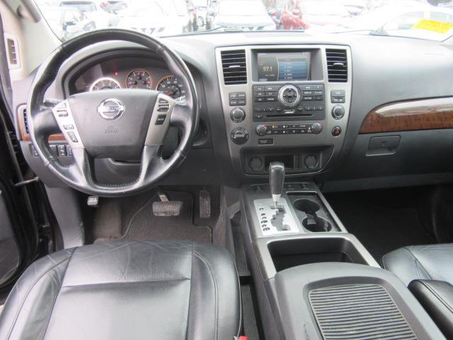 2013 Nissan Armada SL 13