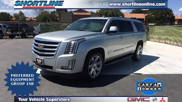 2017 Cadillac Escalade ESV Luxury for sale in Aurora, CO