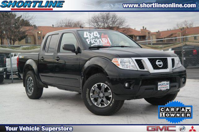 2018 Nissan Frontier PRO-4X for sale in Aurora, CO
