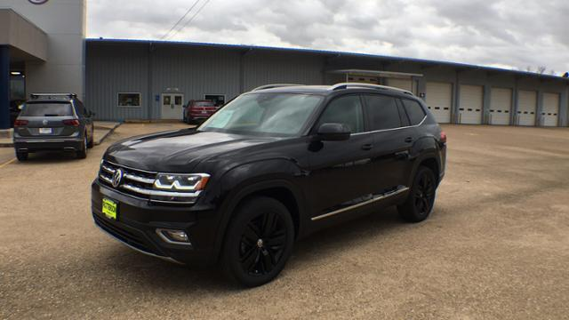 14 New Volkswagen Atlas In Stock In Tyler Tx Patterson Tyler