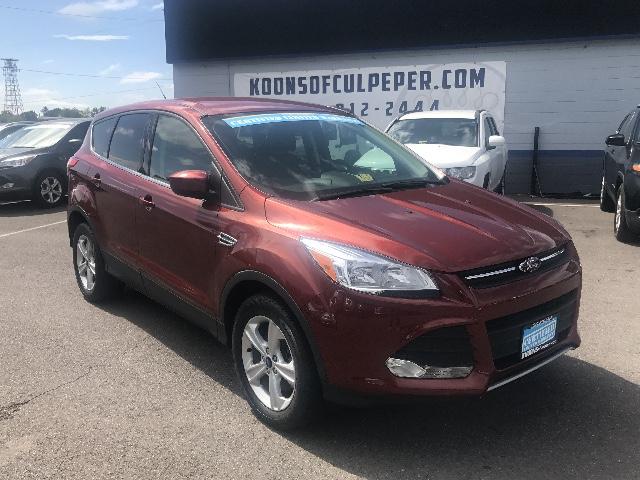 2015 Ford Escape SE for sale in Culpeper, VA