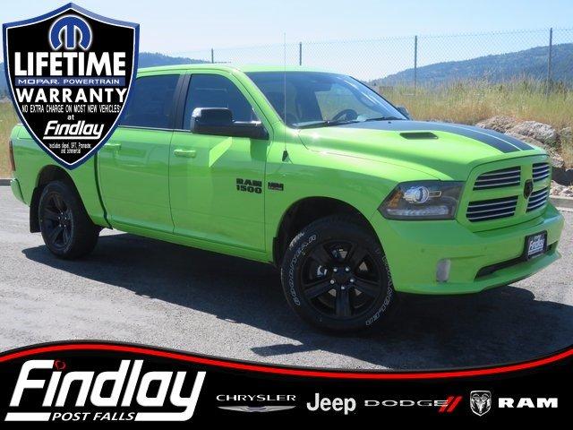 2017 Ram 1500 Sport for sale in Post Falls, ID