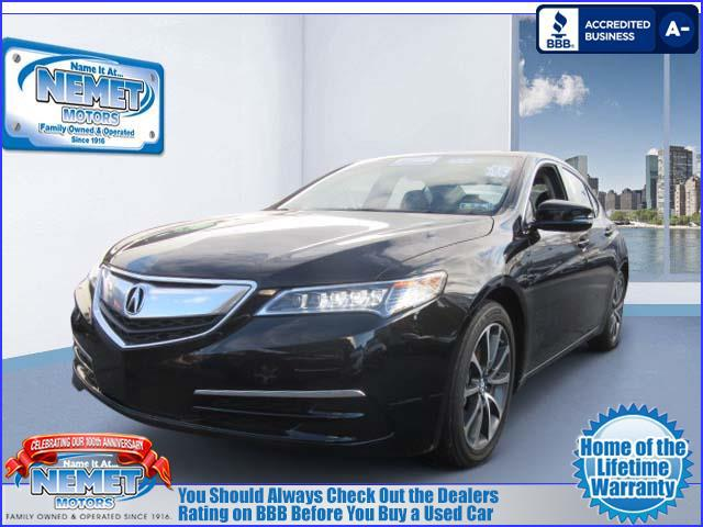 Acura Dealers Long Island >> 2015 Acura Tlx For Sale In Queens Brooklyn Long Island