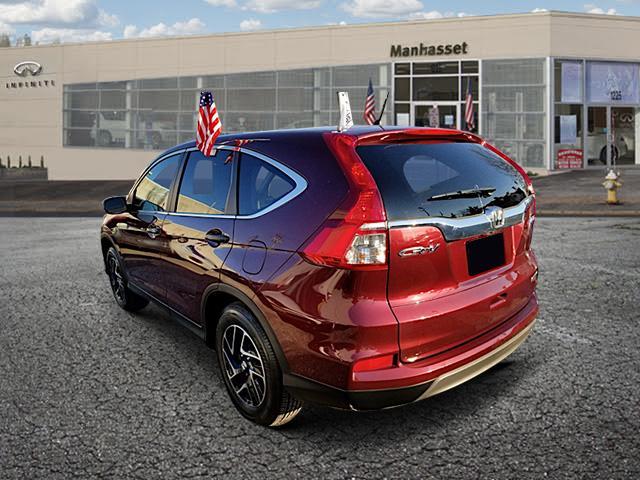 2016 Honda CR-V SE 1