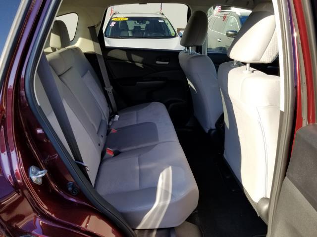 2016 Honda CR-V SE 13
