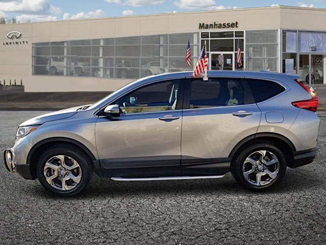 2017 Honda CR-V EX-L 0