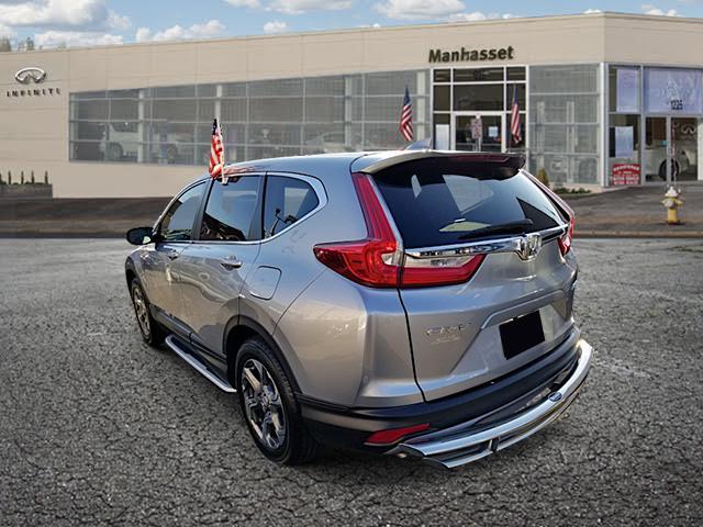 2017 Honda CR-V EX-L 1