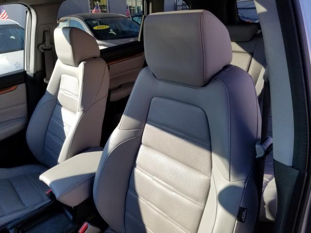 2017 Honda CR-V EX-L 10