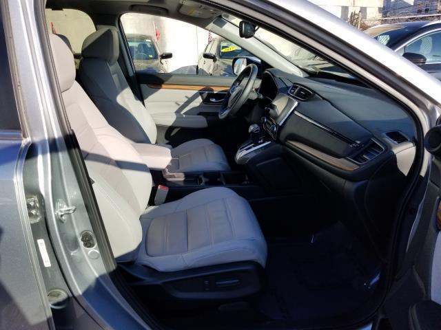 2017 Honda CR-V EX-L 12