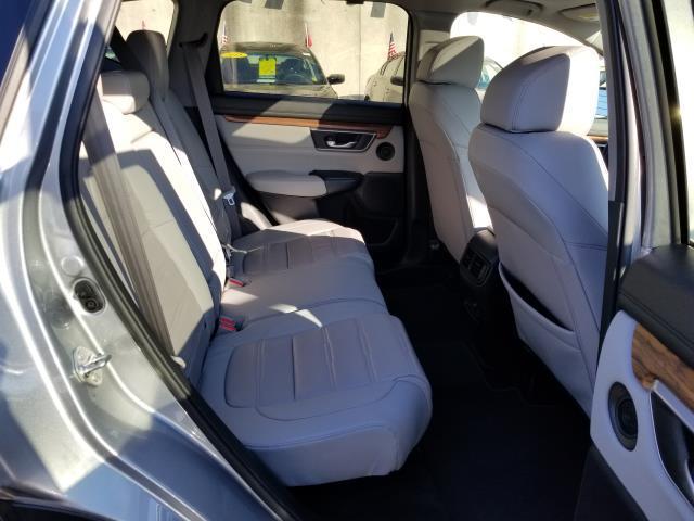 2017 Honda CR-V EX-L 13