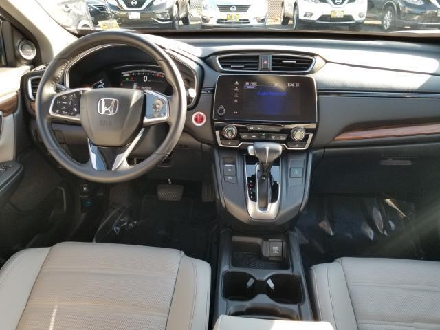 2017 Honda CR-V EX-L 16
