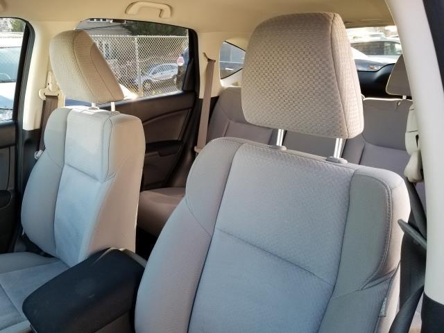 2016 Honda CR-V SE 10