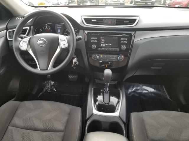 2016 Nissan Rogue S 16