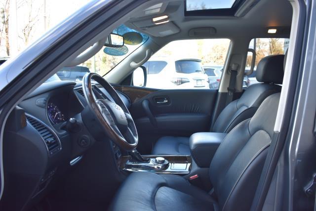 2015 INFINITI QX80 4WD 4dr 14