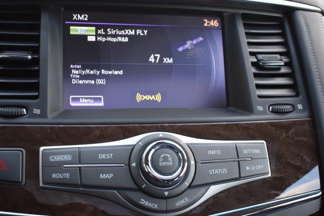 2015 INFINITI QX80 4WD 4dr 21