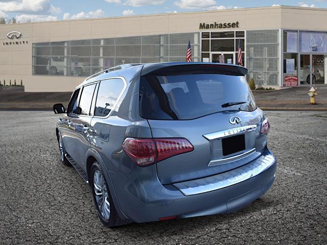 2015 INFINITI QX80 4WD 4dr 2