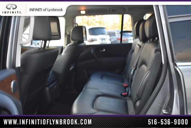 2015 INFINITI QX80 4WD 4dr 6