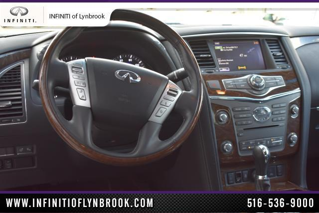 2015 INFINITI QX80 4WD 4dr 8