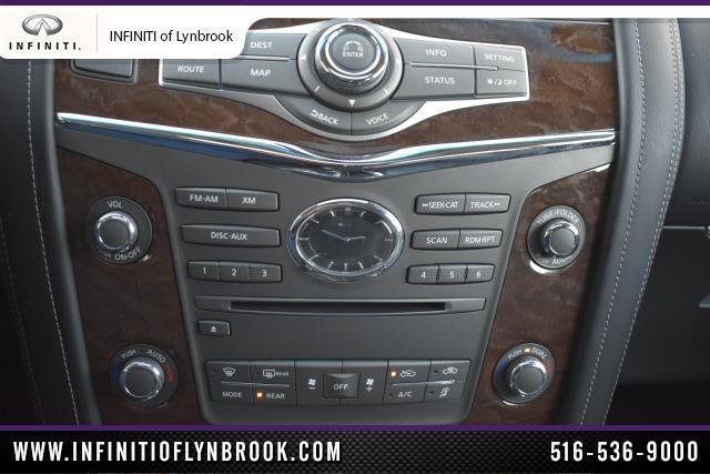 2015 INFINITI QX80 4WD 4dr 23