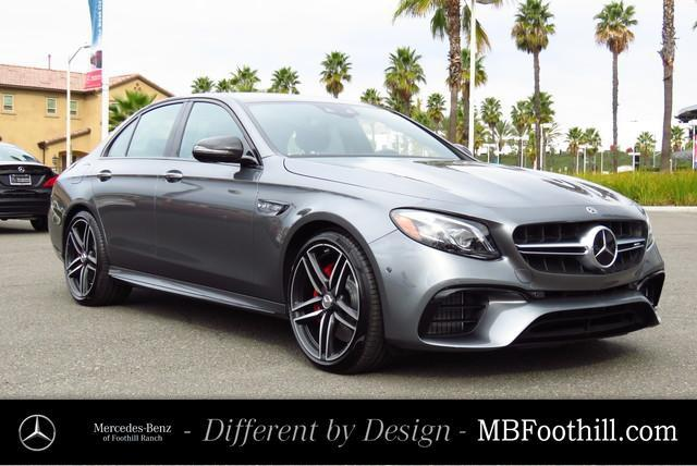 2019 Mercedes-Benz E-Class AMG E 63 S for sale in Foothill Ranch, CA