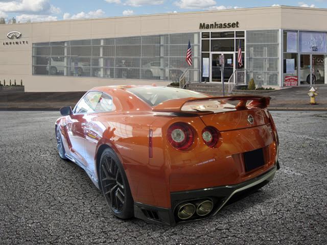 2018 Nissan GT-R Premium 0