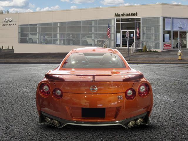 2018 Nissan GT-R Premium 2
