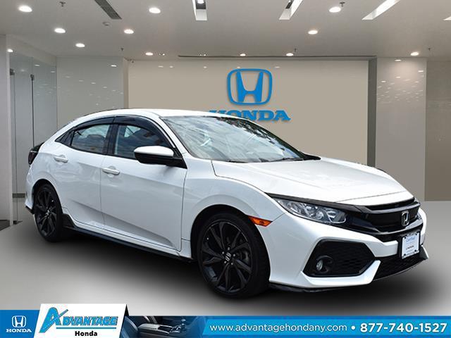 2017 Honda Civic Hatchback SPORT Hatchback Slide