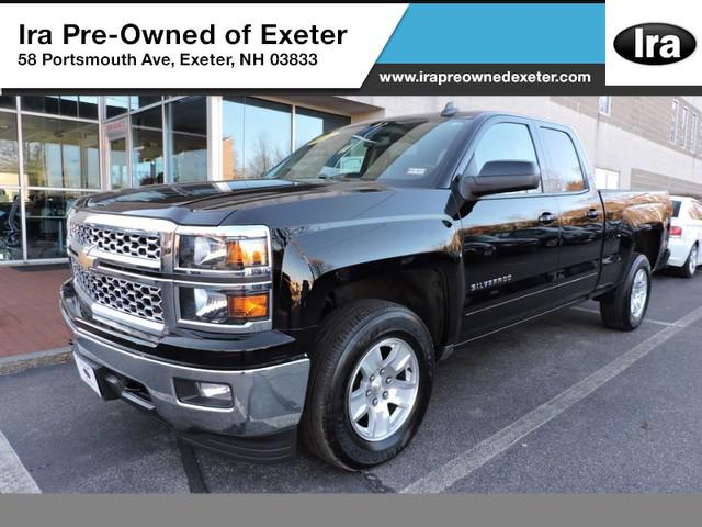 2015 Chevrolet Silverado 1500 LT for sale in Exeter, NH