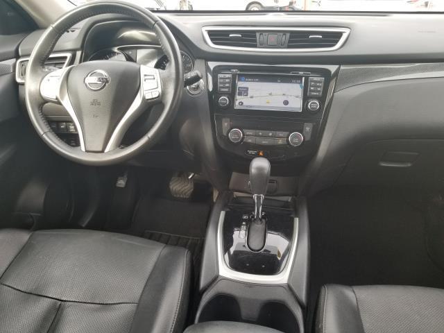 2016 Nissan Rogue SL 16