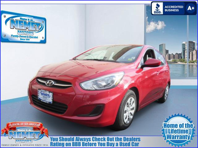 Hyundai Warranty Check >> 2015 Hyundai Accent For Sale In Queens Brooklyn Long