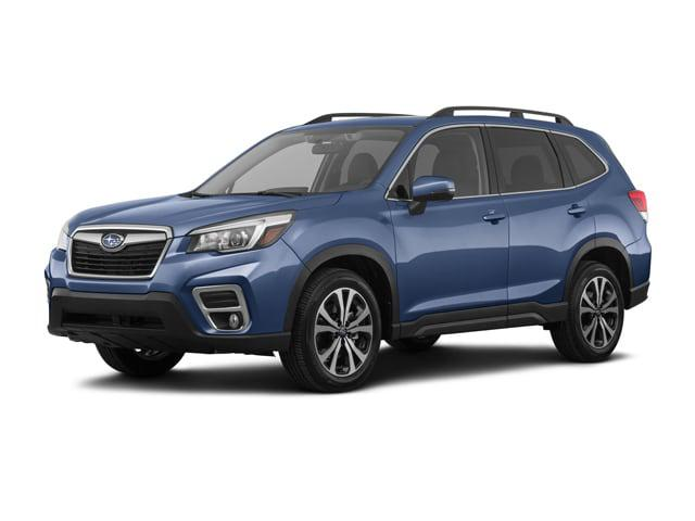 2019 Subaru Forester LIMITED Sport Utility Raleigh NC