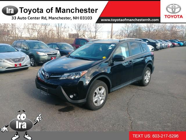 2015 Toyota RAV4 LE for sale in Manchester, NH